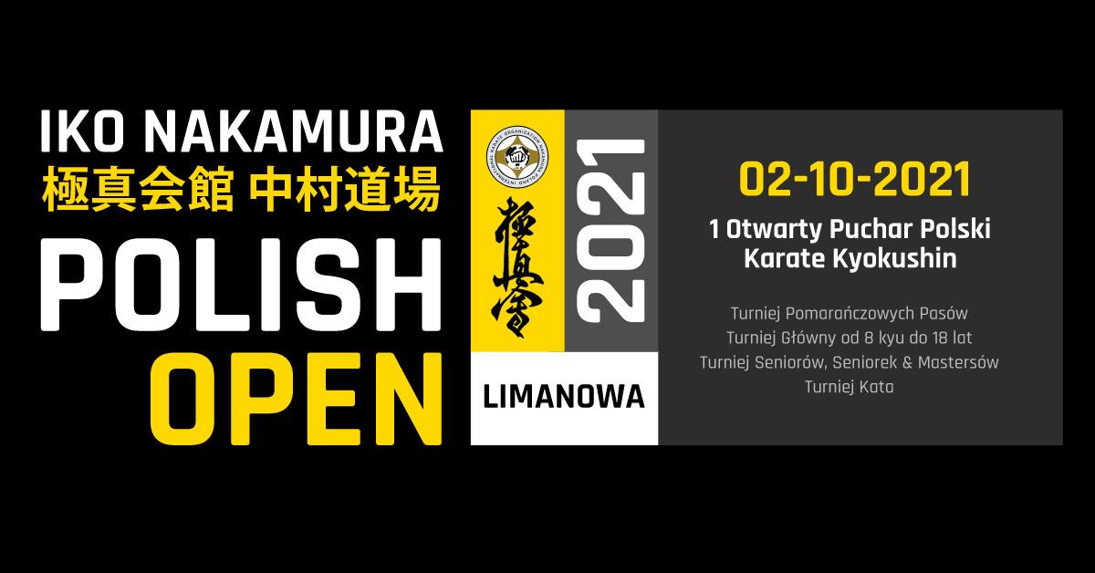 IKO Nakamura Polish Open